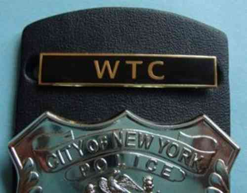 NYPD BREASTBAR WTC