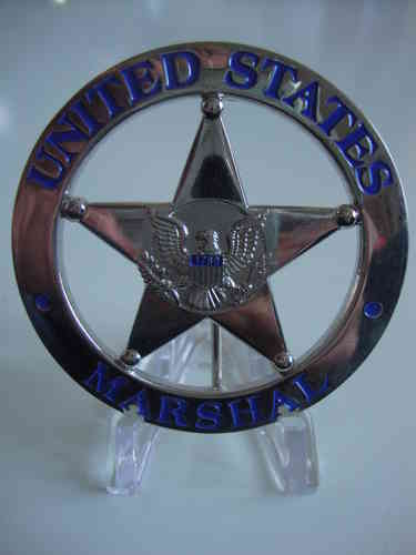 UNITED STATES MARSHAL SERVICE USMS BADGE SHIELD