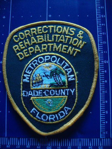 FLORIDA CORRECTIONS REHABILITATION DADE COUNTY